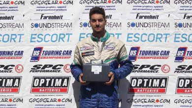 Photo of Reza Arsham Becomes Youngest US Touring Car Championship Winner