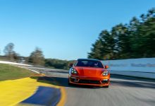 Photo of Panamera Turbo S Sets Road Atlanta Lap Record