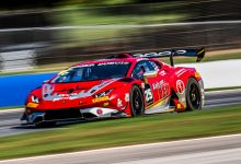 Photo of Local Atlanta Racer Ashton Harrison Powers IMSA Lamborghini For 2021