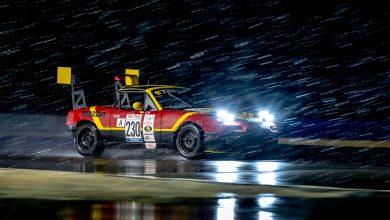Photo of Motorsports Diary: Racing In The Snow at Road Atlanta