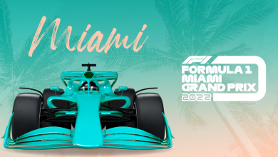 Photo of F1 Coming To Miami in 2022